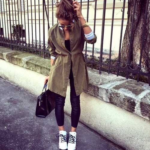 Alluring Casual Fall Outfits