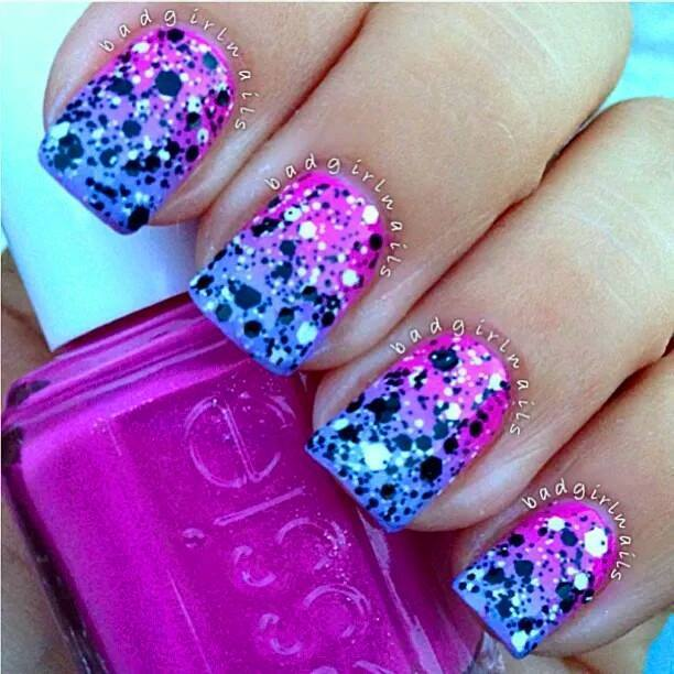 Alluring Party Nails