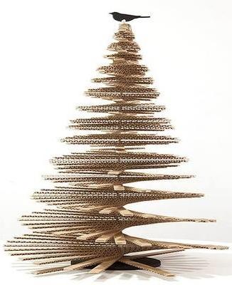 Awesome Cardboard Tree Idea