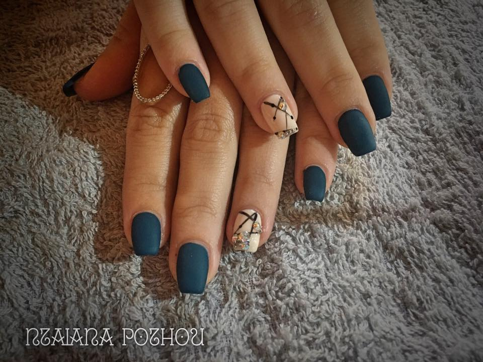 Beautiful Nails For Winters