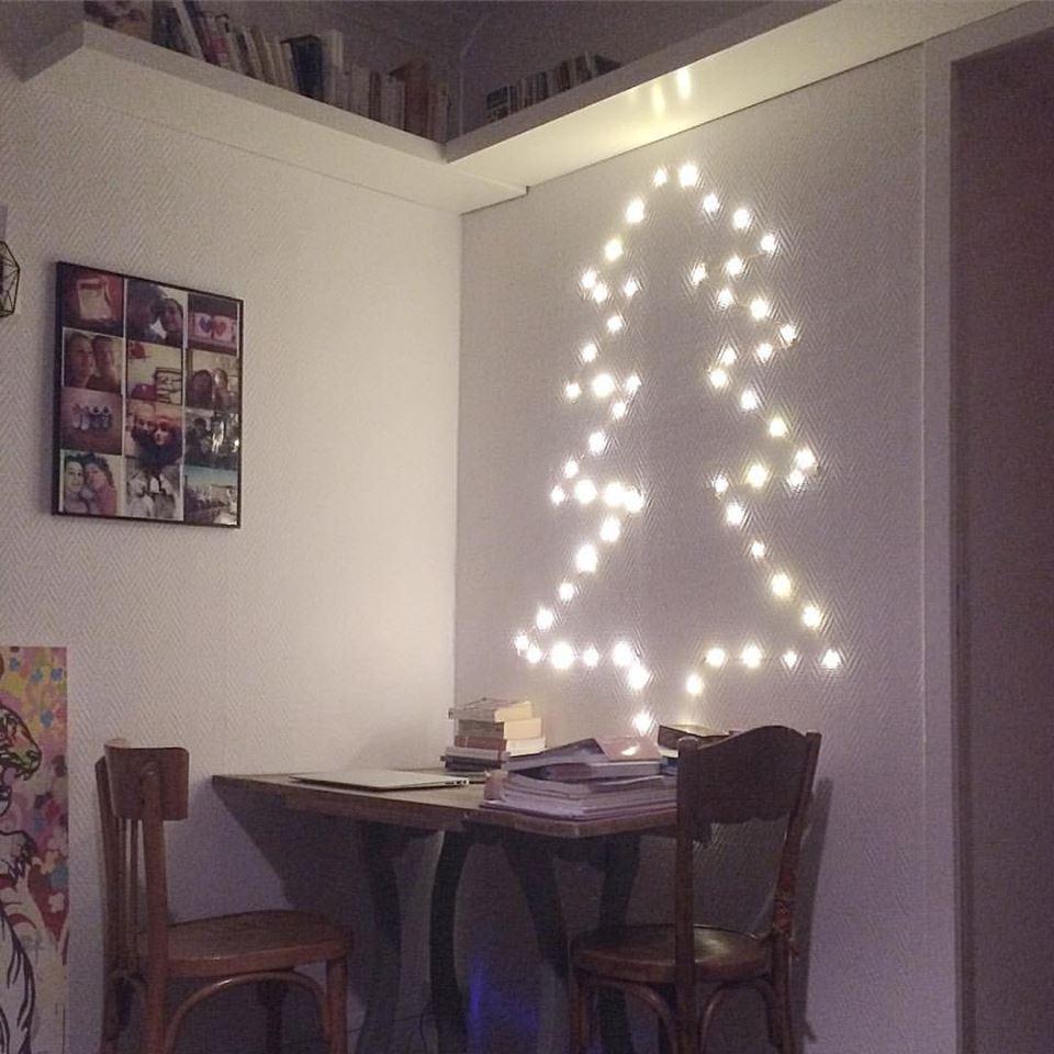 Beautiful Alternate Christmas Tree Idea