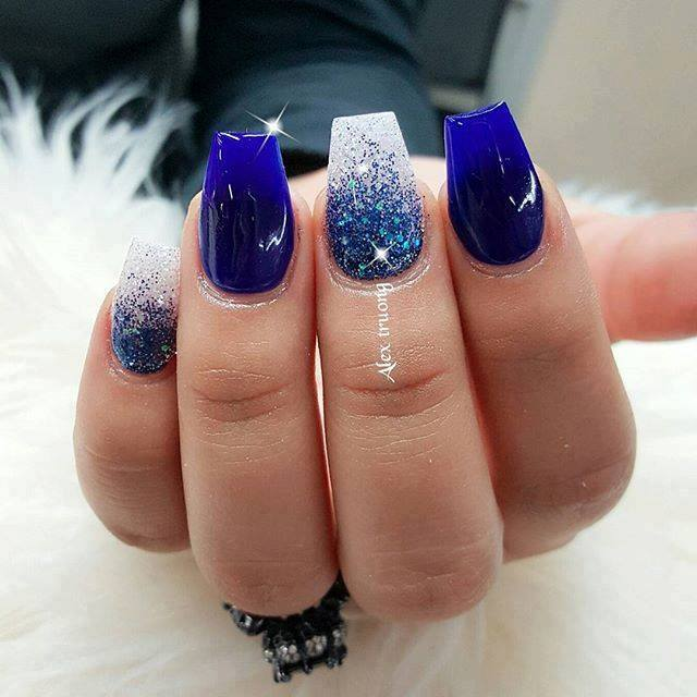 45 Glamorous New Year Eve Manicure Ideas