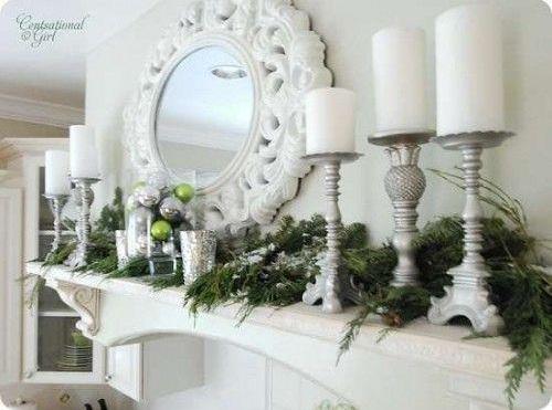Cool White Decoration Idea