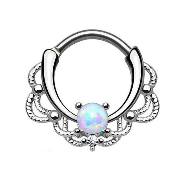 Dashing Opal Nose Ring