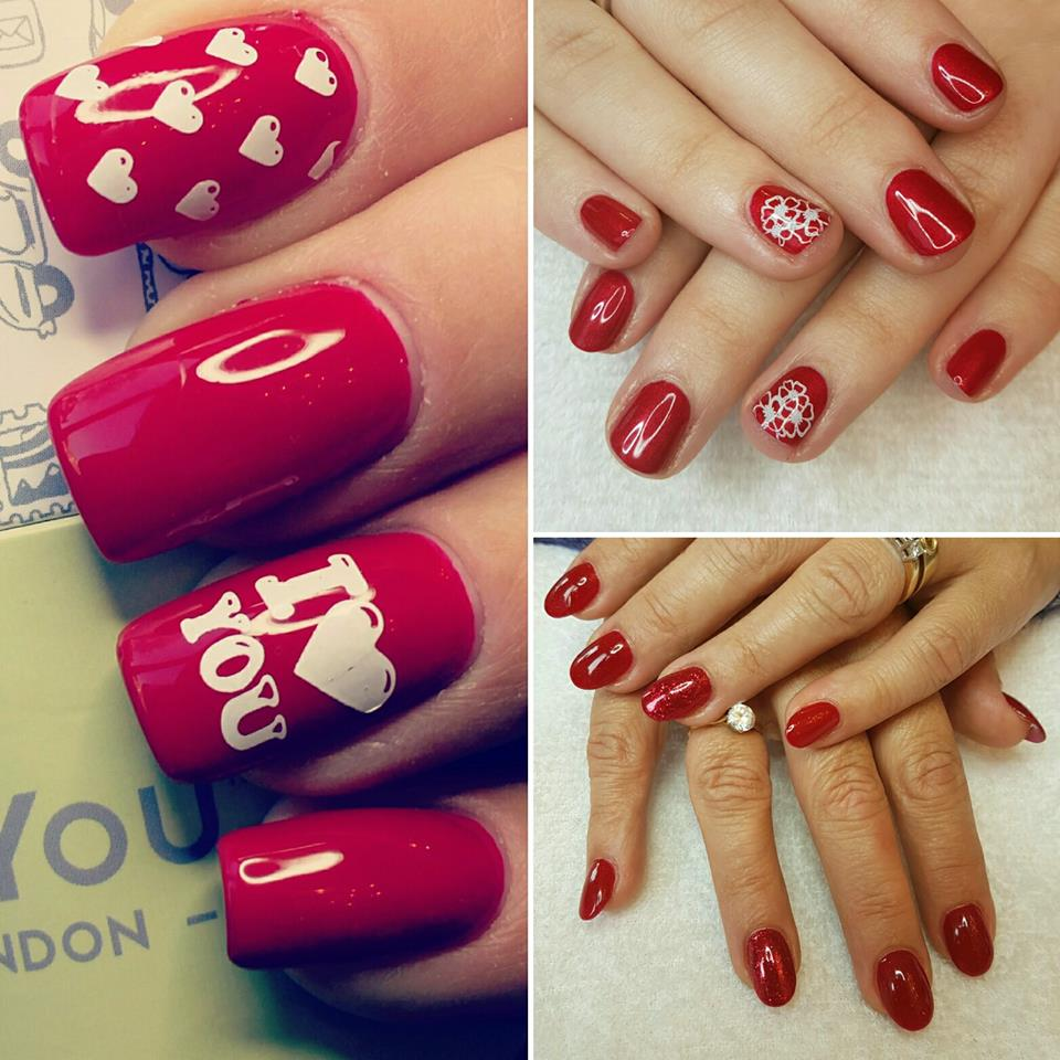 50 Cute Valentine S Day Nail Art Design As A Lovely Reminder Of Love