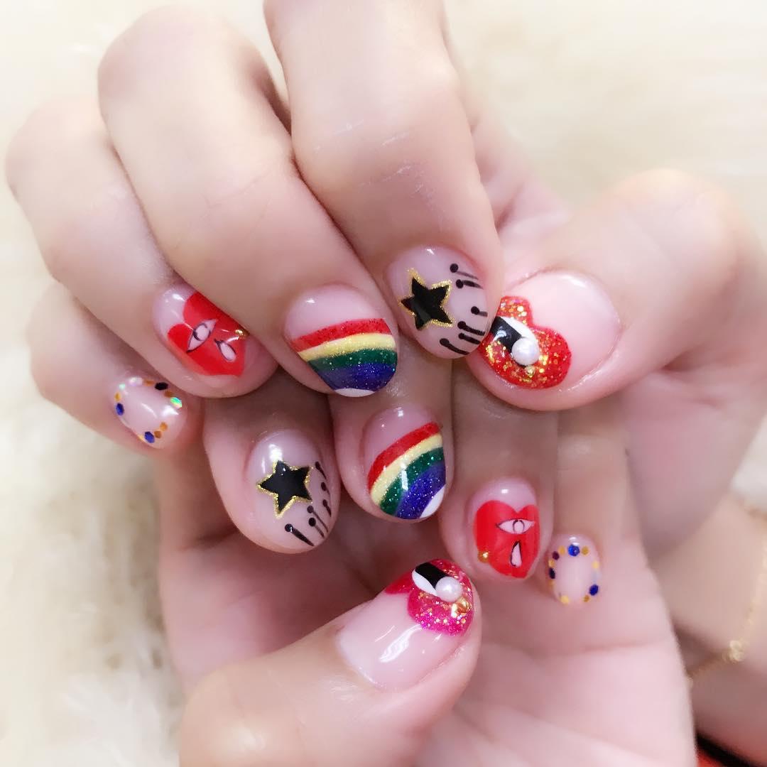 Fantastic Party Nails