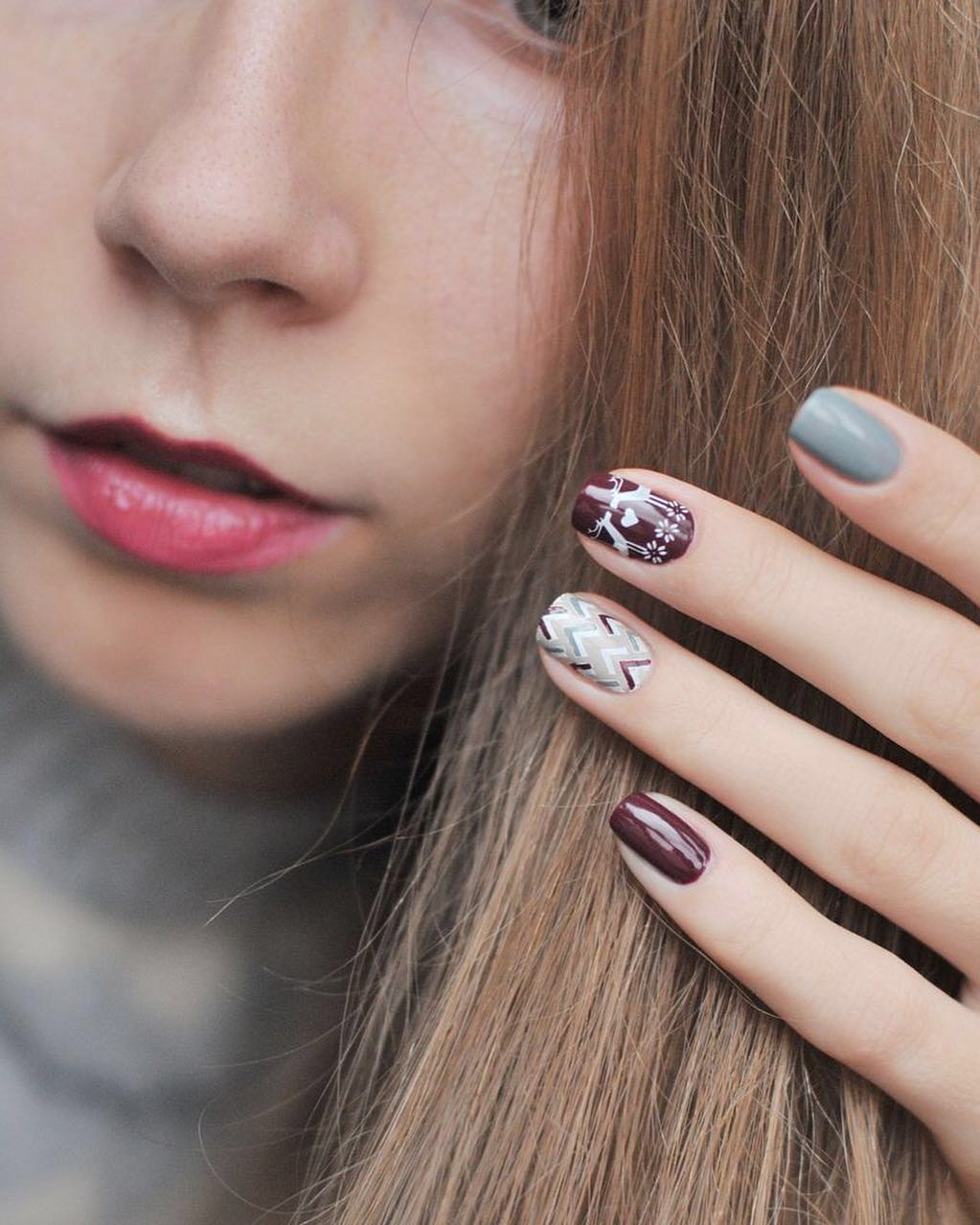 Impressive Winter Nails