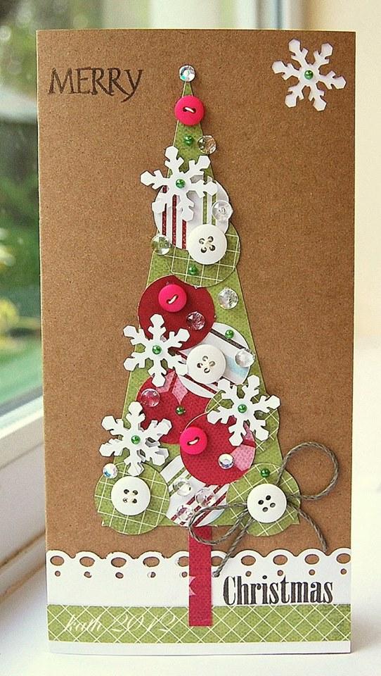Ravishing Christmas Card Design