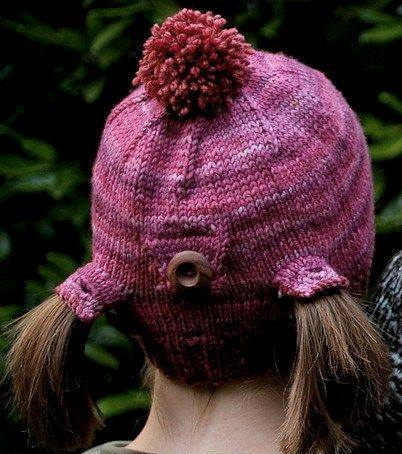 Ravishing Ponytail Or Messy Bun Cap With Pom Pom