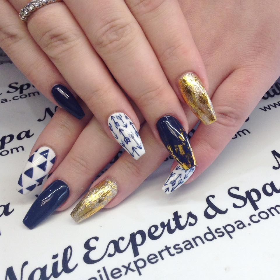 Remarkable Winter Nail Art