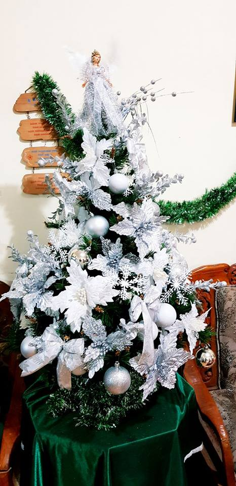 50 Magical White Christmas Tree Decoration Ideas
