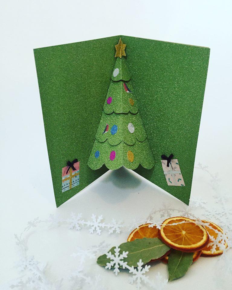 Superb DIY Christmas Card