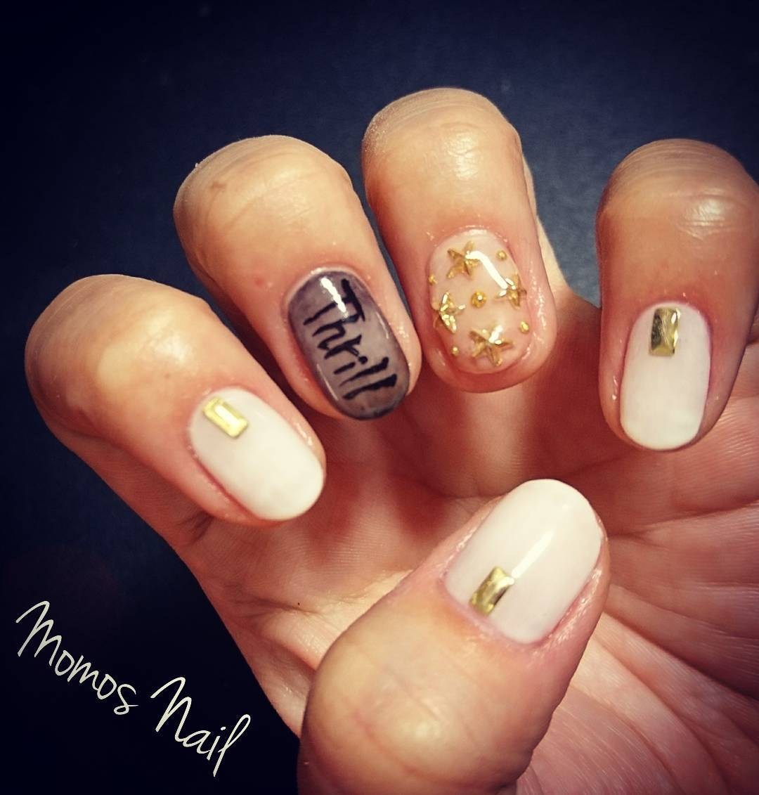Swanky Thrill Nails