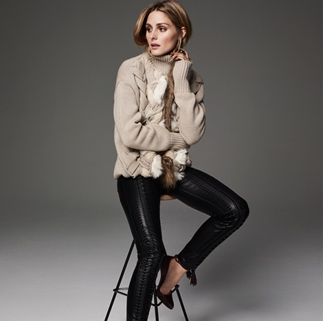 Trendy Leather Embroidered Leather Pant With Turtle Neck Stylish Sweater