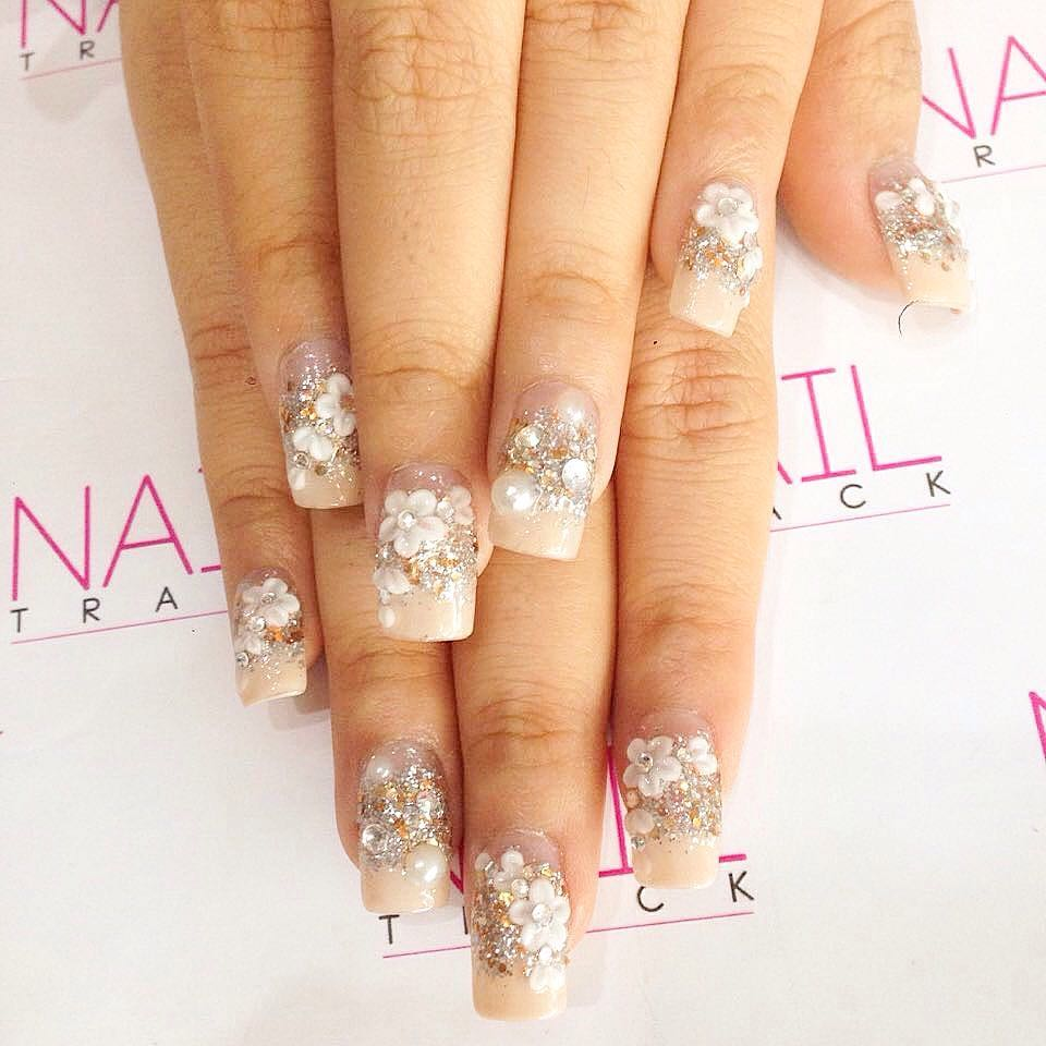 Ultimate Party Nail Art