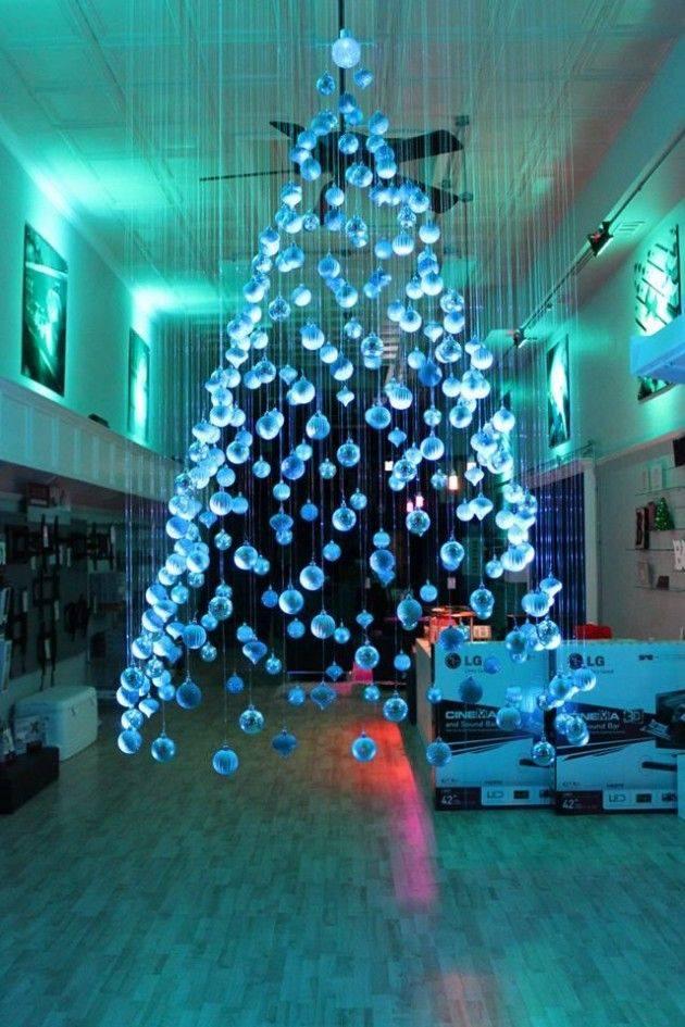 Unique DIY Christmas Tree Idea