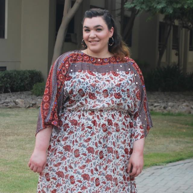 Boho Chic Midi For Plus Size