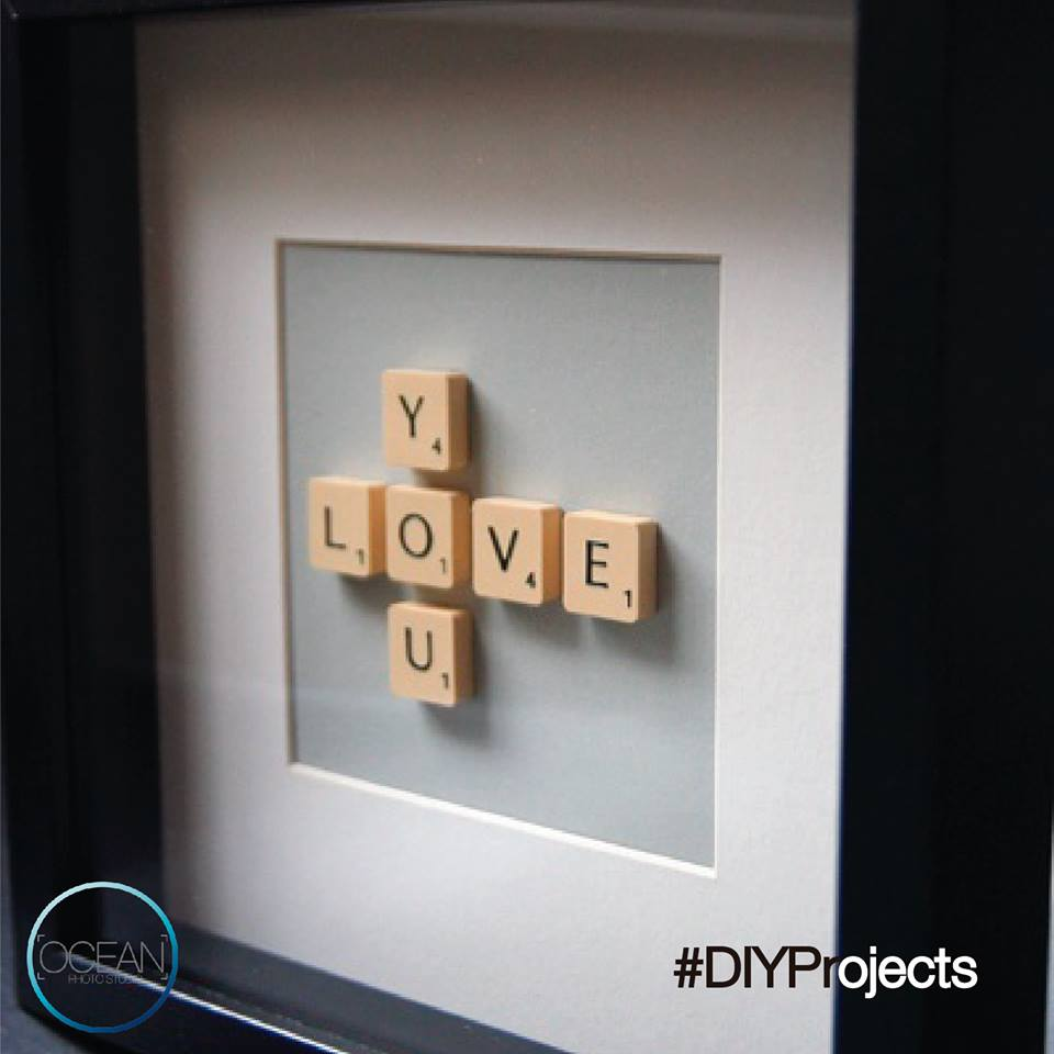Dashing DIY Love Project