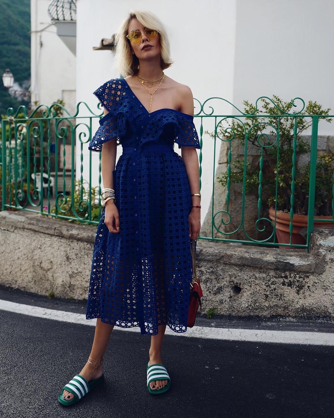 Impressive Off Shoulder Cocktail Dress For Summer