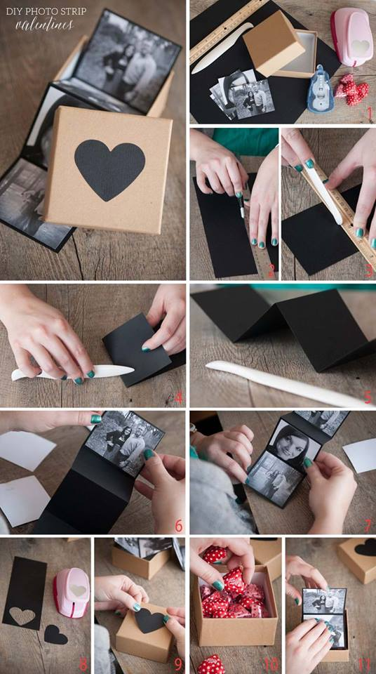 Innovative Way To Made Photo Blocks