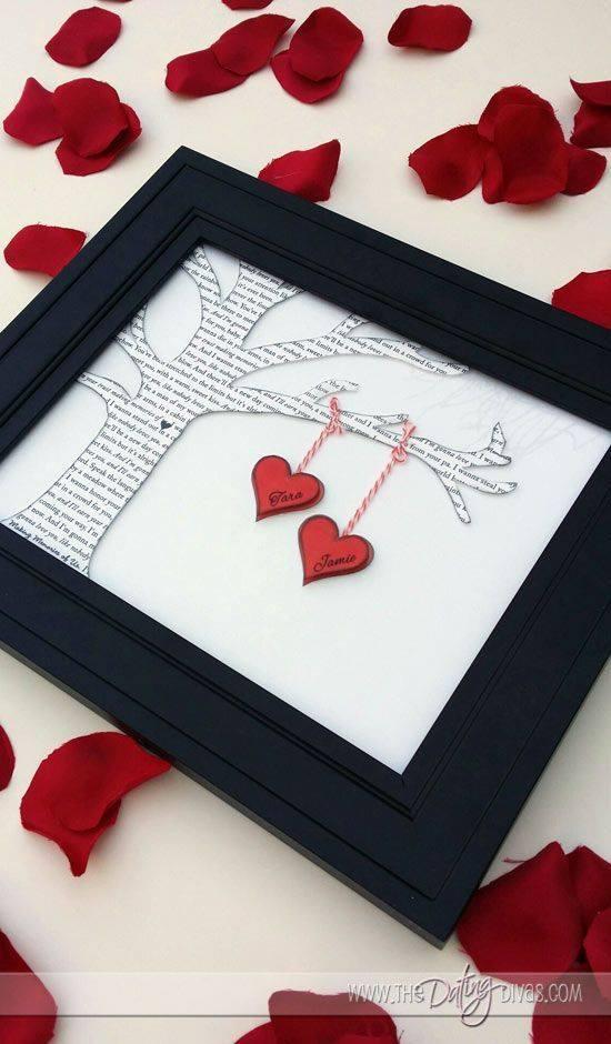 Lovely Heart Frame for Valentine's Day