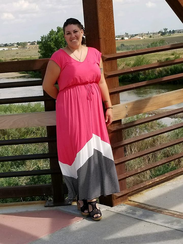 Lovely Sick Dress For Curvy Women