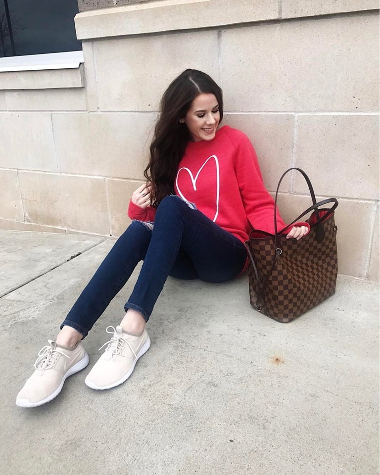 Ravishing Sweatshirt With Jeans
