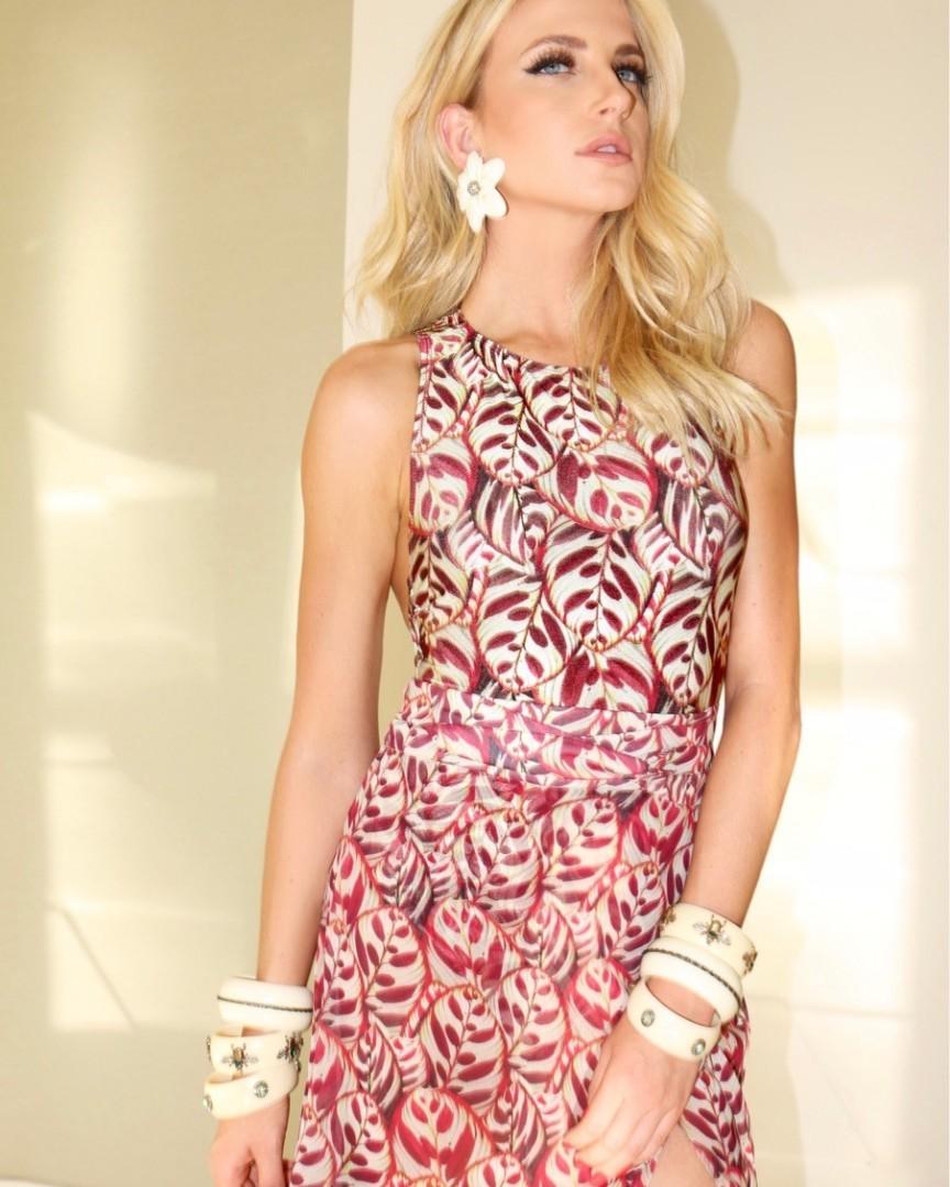 Ultimate One Shoulder Summer Dress