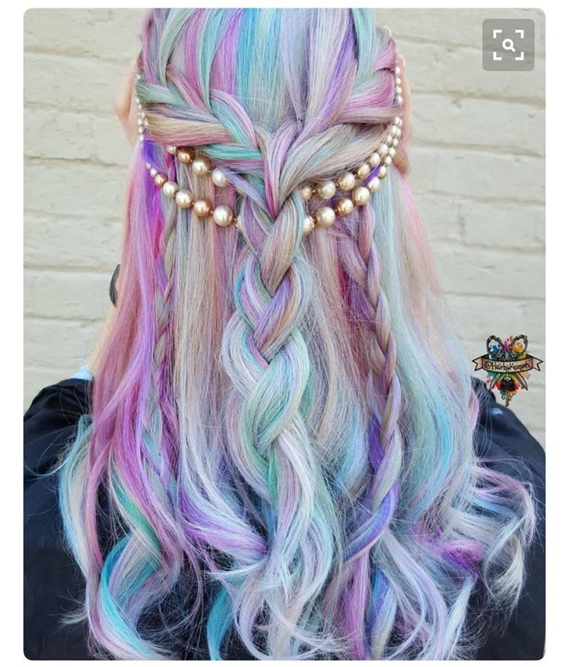 Ultimate Unicorn Theme Hairs