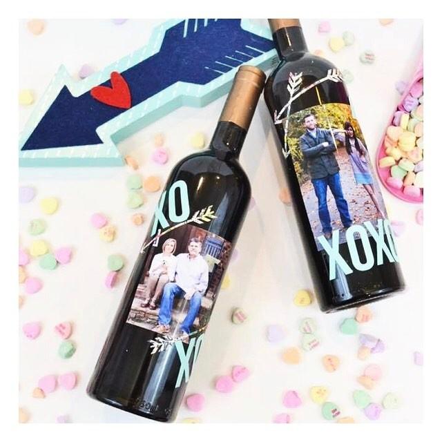 Wonderful Printed Bottle For Valentine's Day