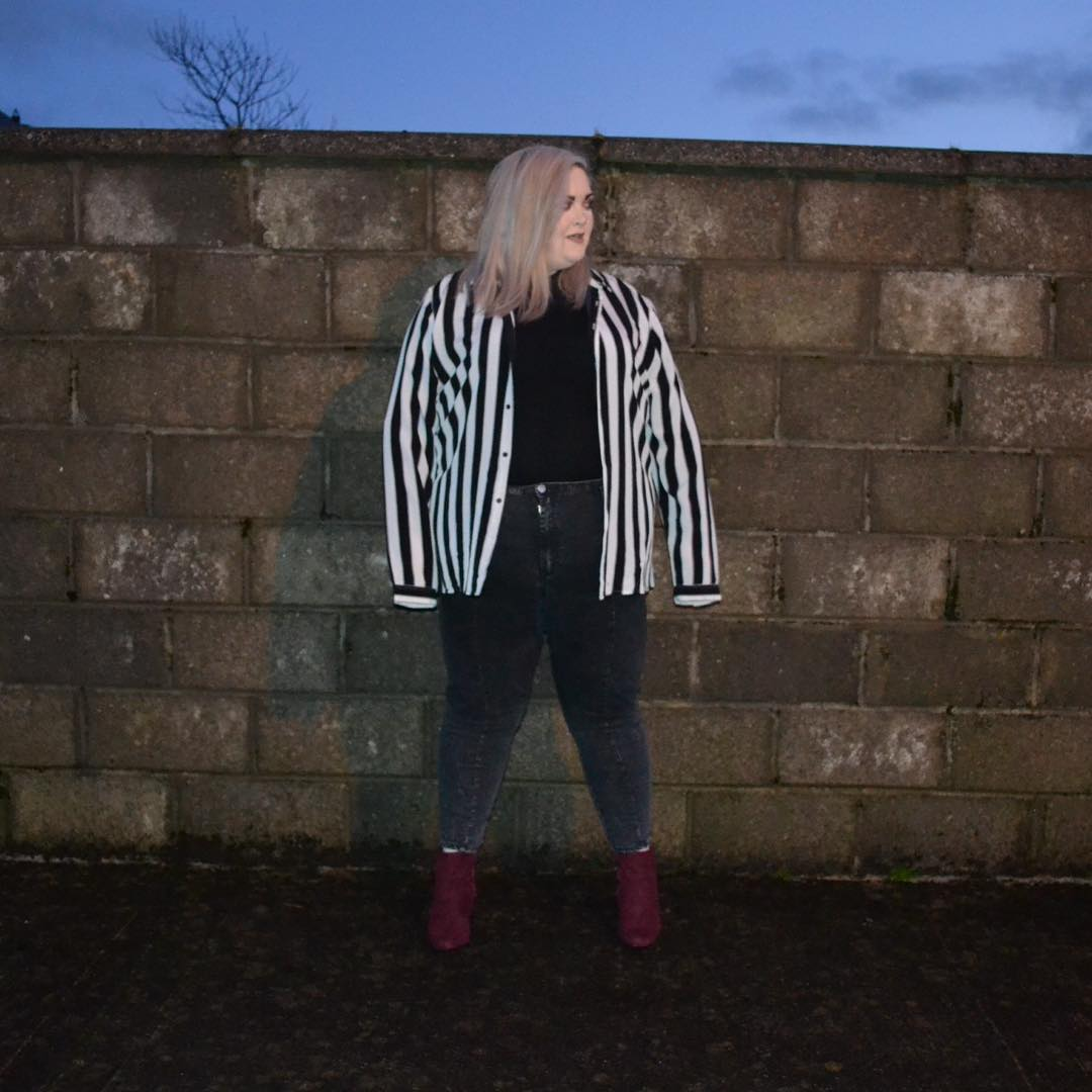 Bold Stripes Shirt For Fabulous Look
