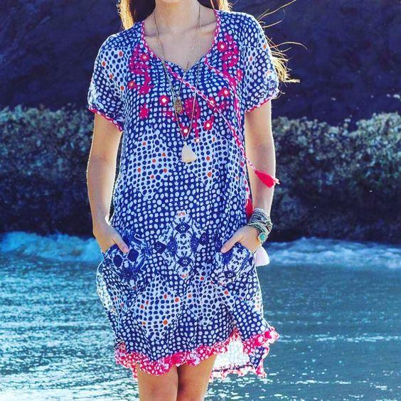 Chic Summer Fashion