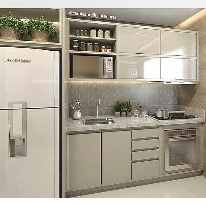 Compact Base, Elegance And Functionality Stand Out In Contemporary Signature Kitchen