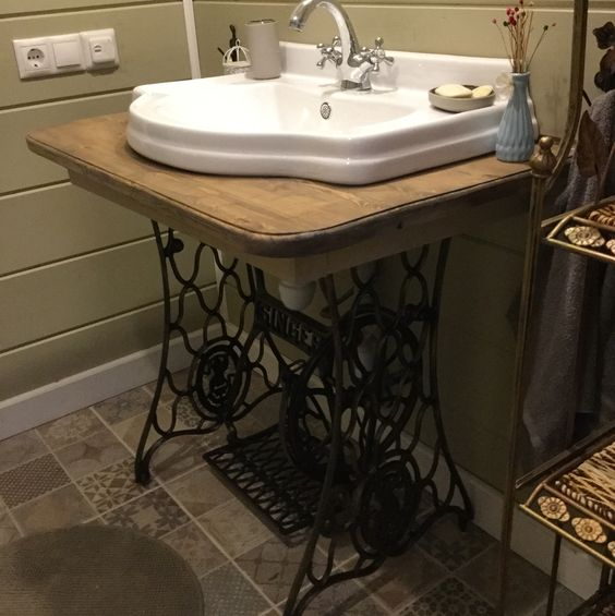 Cool Sink Table