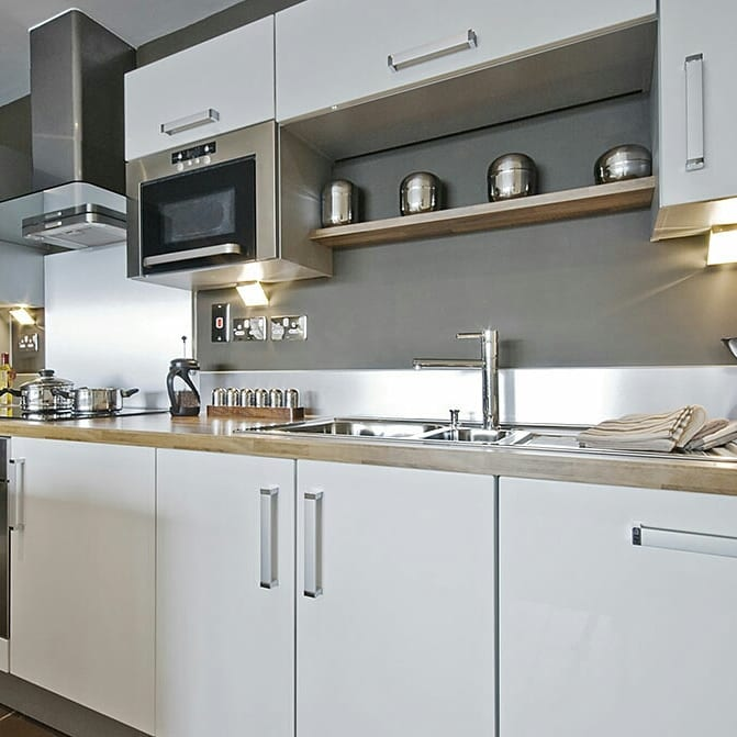 Frameless Kitchen Cabinets: 55 Impressive Contemporary Kitchen Designs For Your Home