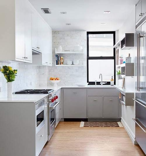 Remodel Your Kitchen In Contemporary Style