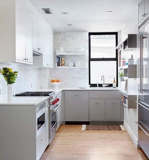 55 Impressive Contemporary Kitchen Designs For Your Home