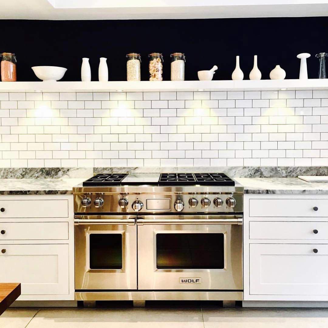 Rocking Tradition Kitchen With Contemporary Feel