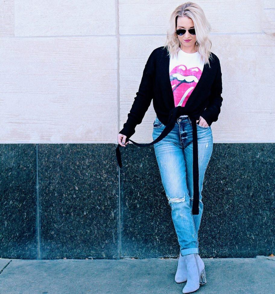 Sassy Fall Street Wear