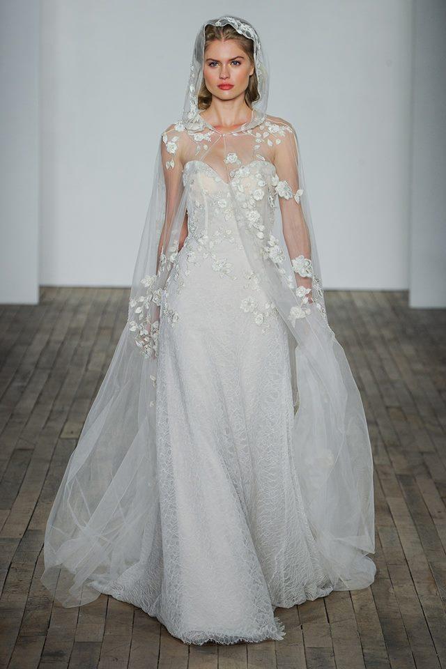 Sassy Wedding Dress For Fairy Look