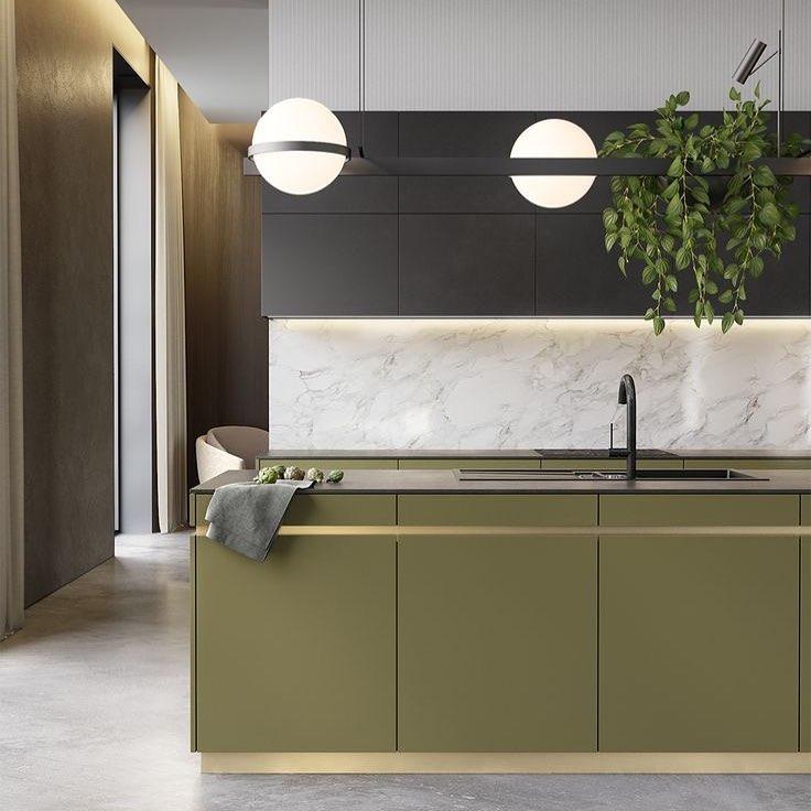 Simple But Stunning Kitchen