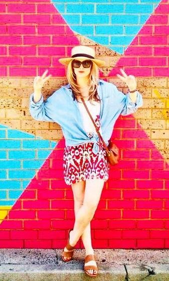 Street Style Summer Dress