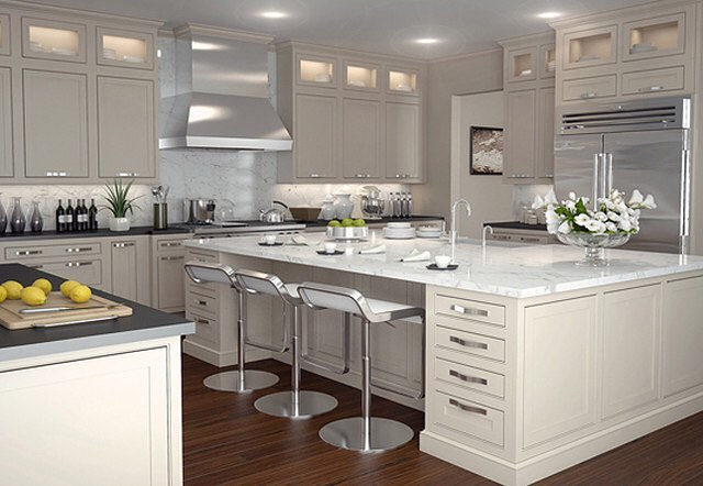 Stylish Kitchen With All Facility
