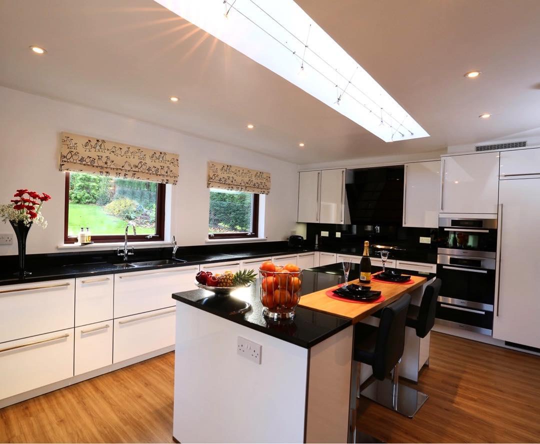 Wonderful Luxury Kitchen Design