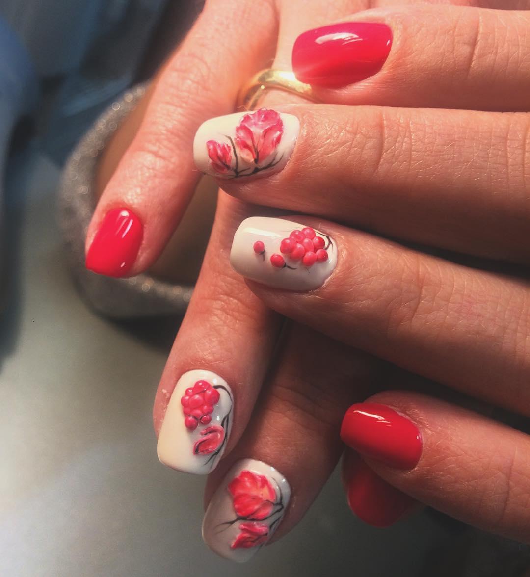 50 Cool Summer Nail Art Ideas For 2018