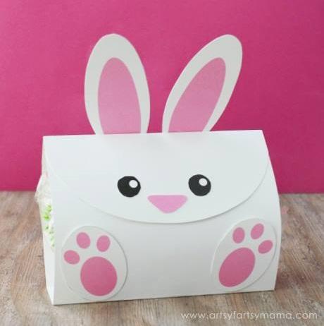 Amazing Easter Bunny Treat Bag