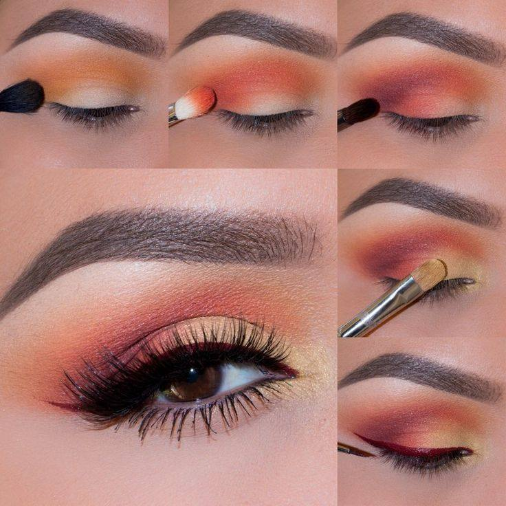60 Best Eye Makeup Tutorials For Summer