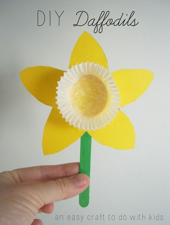 Best DIY Daffodils For Easter