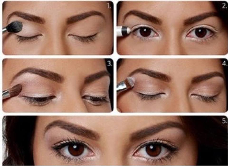 Brighten Easy Eye Makeup Tutorial