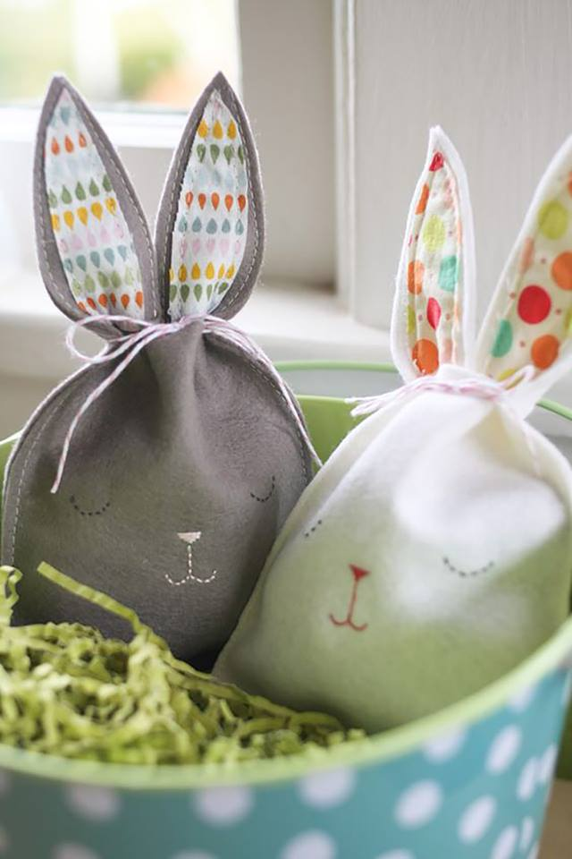 Bunny Bags Ideas For Easter